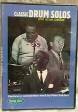 Classic Drum Solos and Battles DVD 2001 Peter Erskine