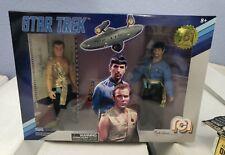 Star Trek Mirror Universe Kirk Spock Action Figure Mego HTF MEGO 2018