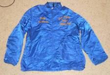 Vintage 1970s Los Angeles Police Athletic League Satin Jacket LAPD Goodman's L