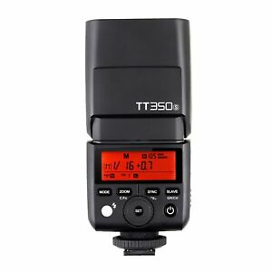 Godox TT350S 2.4G HSS TTL GN36 Speedlite Flash for Sony A7RII  A7R  A58  A99