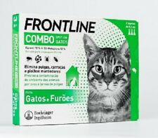 FRONTLINE COMBO Flea Tick Lice Treatment Cat (ie)