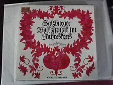 TOBI REISER - SALZBURGER VOLKSMUSIK LP mint