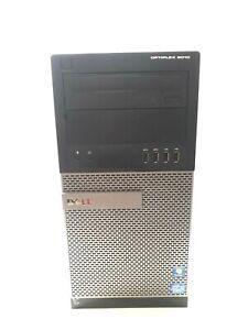 Dell OptiPlex 9010 MT Core i7 3770 3.4 GHz 16GB RAM 500GB SSD  Win 10 Pro