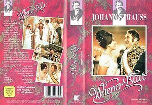 (VHS) Wiener Blut - Ingeborg Hallstein, Rene Kollo, Dagmar Koller, Benno Kusche