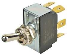 CARLING TECHNOLOGIES 2GL51-73 Toggle Switch,DPDT,10A @ 250V,QuikConnct