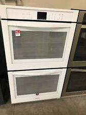 """Whirlpool Wod51Ec7Aw 27"""" White Electric Double Wall Oven"""