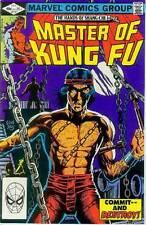 Master of Kung Fu # 112 (USA, 1982)
