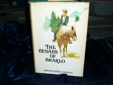 The Cedars of Charlo by Virginia Weisel Johnson-Young Adult-Horses