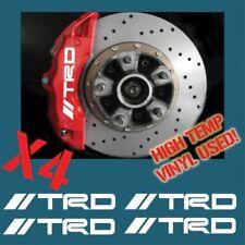8pc set TRD Brake Caliper Vinyl Sticker Decal Logo Graphics Emblem Toyota //TRD