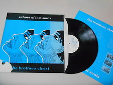 LP Indie Brothers Chrétien-Echoes of lost souls (9 chanson) Colony rec Insert