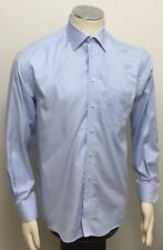 Eton Light Blue Dress Shirt Size 16.5