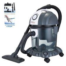 Bidone aspiratutto Mr Bin Melchioni aspirapolvere filtro ad acqua 1400W - Rotex