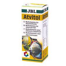 JBL Atvitol-50ml-Multivitamine für Fische,Vitamine Guppys Platys Barsche Salmler
