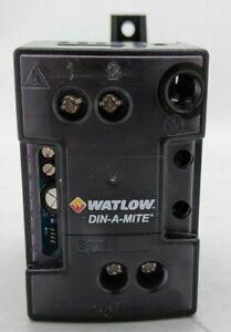 Watlow DA10-24F0-0000 DIN-A-MITE Power Switching Controller -CSS0578