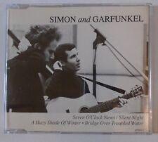 SIMON & GARFUNKEL ~ Seven O Clock News / Silent Night ~ CD SINGLE