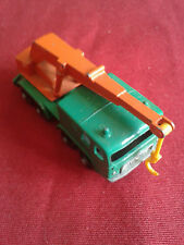 Matchbox 30c 8 wheel crane 1965 1/87