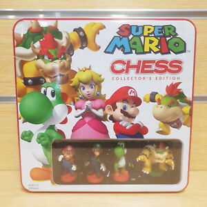 Super Mario Collector's Edition Chess Set