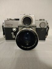 Petri Flex 7 Petriflex 35mm Slr Film Camera Body