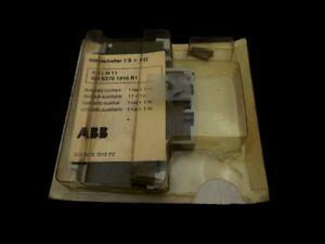 ABB GH S270 1916 R1 AUXILIARY CONTACT