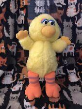 Vintage Sesame Street~Hasbro Softies Big Bird Plush Stuffed Animal Toy