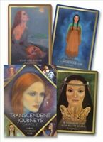 Transcendent Journeys Oracle, Cards by Rose, Cheryl Yambrach, Like New Used, ...