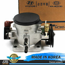 GENUINE Throttle Body Manual Trans for 96-01 Elantra Tiburon 1.8 2.0 3510023001