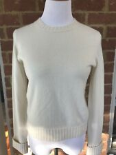 Women's Ralph Lauren 100% Cashmere Sweater Green Label Small
