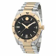 Movado 0607437 Men's Movado Sport Two-tone Quartz Watch