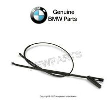 For BMW E70 E71 X5 X6 Front Hood Release Mechanism Bowden wire Cable Genuine