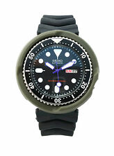 MILITARY GREEN TUNA SHROUD for SKX007 SKX009 011 7s26 fits LARGE Seiko Divers