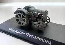 Model. Tractor Fordzon Putilovez 1924 Hachette 1:43
