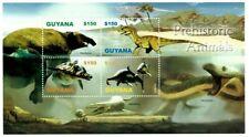 Guyana - 2005 - Dinosaurs - Sheet Of 4 - MNH