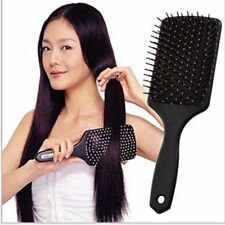 Hair Brush Paddle Professional Massage Comb Scalp Healthy Hairbrush I1T6G