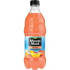 6 PACK MINUTE MAID PEACH 20oz