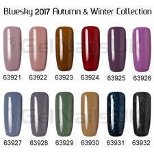 Bluesky Autumn and Winter Collection UV LED Soak Off Nail Gel Polish 10ml
