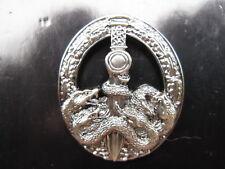 WXX Bandenkampf Abzeichen silber WWII WK2 Pin Badge Wehrmacht WH