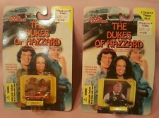 Racing Champions The Dukes of Hazzard General Lee x2 1:144 (123 & #25) Black