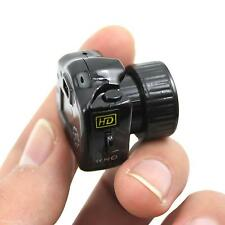 Smallest Mini Camera HiD Wireless Recorder DVR Spy Hidden Video Travel Camcorder