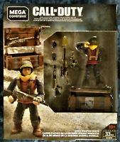 Mega Construx Call Of Duty WWll Weapon Crate (GCN92) 33 Pcs New