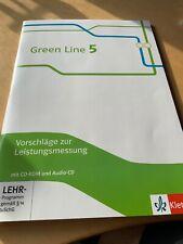 Green Line 5. Vorschläge zur Leistungsmessung