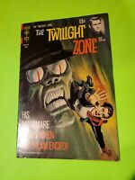 Twilight Zone comic book #37 VF - Gold Key - May 1971 - NICE!