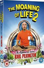 The Moaning of Life 2 - Series 2 [DVD] [2015] Karl Pilkington New Sealed