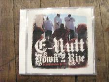 E-Nutt Down 2 Rize RARE Midwest US Nebraska Gangsta Rap So Sick CD NEW SEALED
