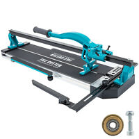 "47"" Manual Tile Cutter Cutting Machine 1200mm Wholesale Laser Guide Ceramic"