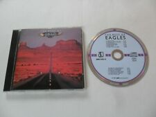 Eagles - The Best Of Eagles (CD) Target / West Germany Pressing