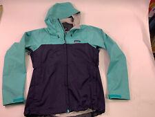Patagonia Women's H2No Minimalist Waterproof Wading Fishing Rain Jacket Medium