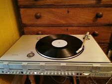 B&O  Beocenter 3500 Turntable & Amp bang & olufsen. New bearing & belt