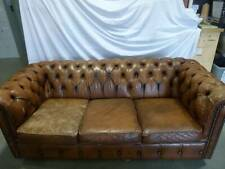 Chesterfield 3 seater couch