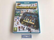Nintendo Land (12 jeux Inclus) Jeu Wii U