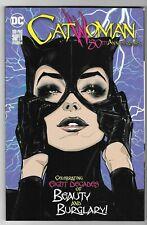 DC Comics CATWOMAN 80th ANNIVERSARY first printing